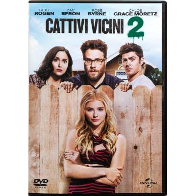 Dvd Cattivi vicini 2