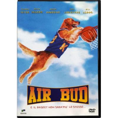 Dvd Air Bud - Campione a quattro zampe