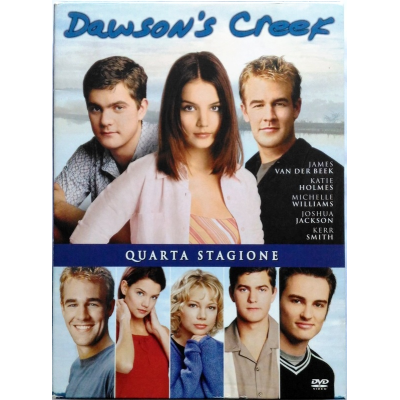 Dvd Dawson's Creek - Quarta Stagione 4