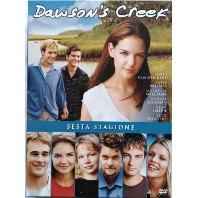 Dvd Dawson's Creek - Sesta Stagione 6