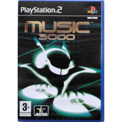 Gioco PS2 Music 3000
