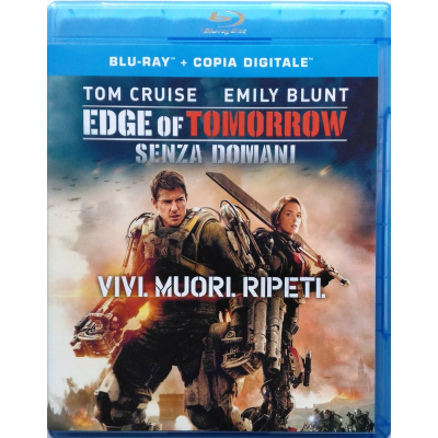 Blu-ray Edge of Tomorrow
