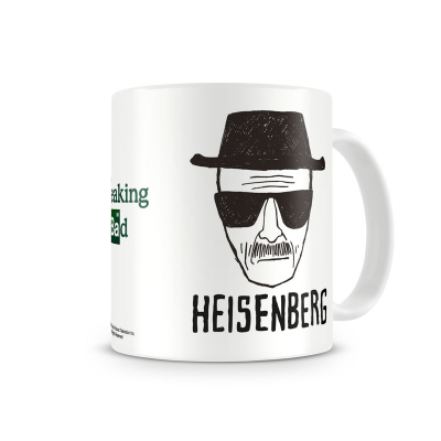 Tazza Breaking Bad Heisenberg Sketch mug