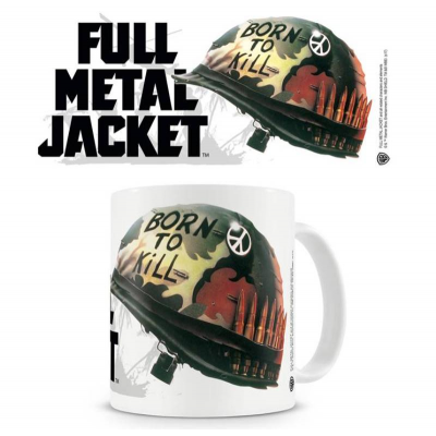 Full Metal Jacket Born to Kill Coffee Mug 10 cm Hybris