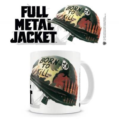 Tazza in ceramica Full Metal Jacket Born to Kill Coffee Mug 10 cm Hybris
