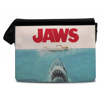 Borsa Lo Squalo JAWS Messenger Bag