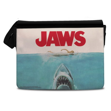 Borsa Lo Squalo JAWS Messenger Bag