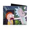 Rick & Morty - Running Bi-Fold Wallet Bioworld