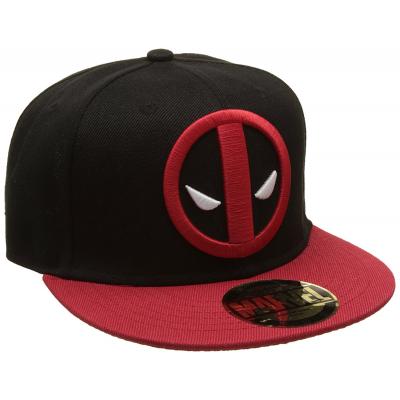 Cappello Deadpool snapback Cap