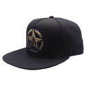 Cappello Call of Duty WWII - Bronze Star Snapback Cap Hat black Bioworld