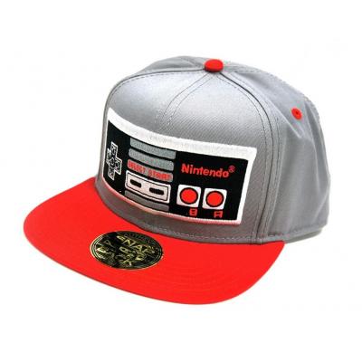 Cappello Nintendo NES Controller Snapback Cap