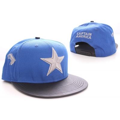 Cappello Captain America Star Logo Snapback Cap