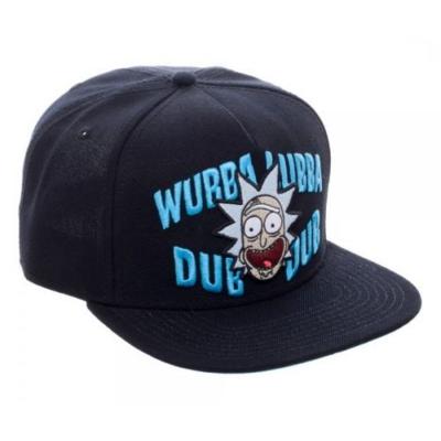Cappello Rick & Morty Wubba Lubba snapback Cap