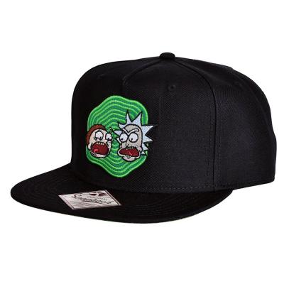 Cappello Rick & Morty Portal snapback Cap