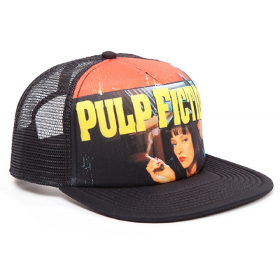 Cappello Pulp Fiction Mia WallaceSnapback Cap