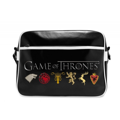Borsa a tracolla Game of Thrones sigils Messenger Bag
