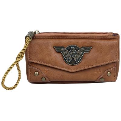 Portafoglio Wonder Woman - Top Zip Wallet