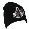 Berretta Assassin's Creed Logo Beanie Black Hat cappello Ubisoft
