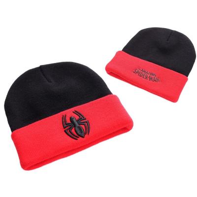 The Amazing Spider-Man Spider Logo Beanie Winter Hat Marvel