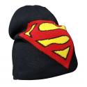 Berretta Superman Logo Junior Beanie Winter Hat DC Comics