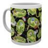 Tazza Rick and Morty - Portals Mug