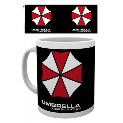 Tazza in ceramica Resident Evil - Umbrella Corporation Logo Mug 10 cm GB Eye