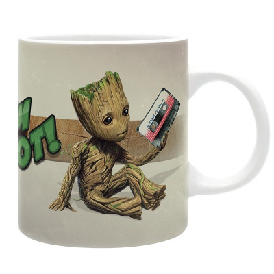 Tazza Guardians Of The Galaxy I am Groot Mug