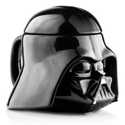 Tazza Star Wars - Darth Vader 3D Shaped Mug