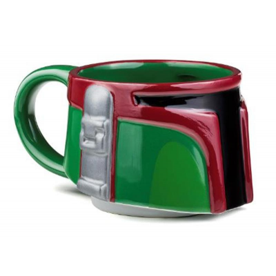 Tazza Star Wars Boba Fett 3D Shaped Mug