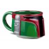 Tazza Star Wars Boba Fett 3D Shaped Mug