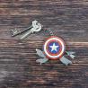 Portachiavi Captain America Multi Tool Keychain