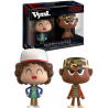 Stranger Things Vynl. Dustin & Lucas Vinyl Figure 2-Pack Funko