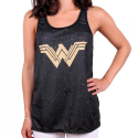 Canottiera Wonder Woman - WW Galaxy Women Tank Top Donna DC Comics