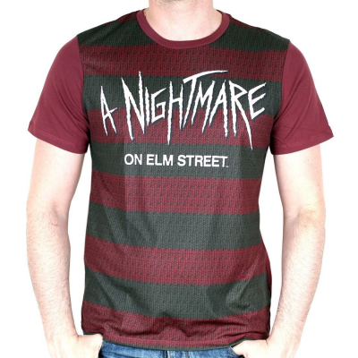 T-shirt Nightmare on Elm Street Freddy Costume