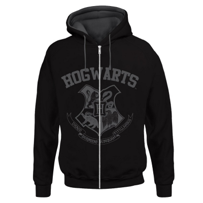 Felpa Harry Potter Hogwarts Zipped Hoodie