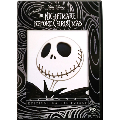 Dvd Tim Burton's The Nightmare Before Christmas