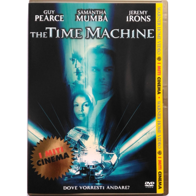 Dvd The Time Machine Miti