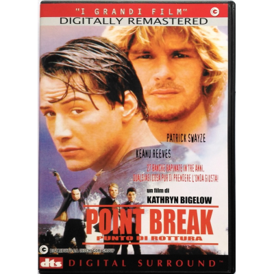 Dvd Point Break 1991