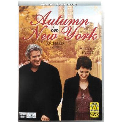 Dvd Autumn in New York