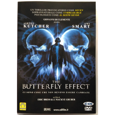 Dvd The Butterfly Effect