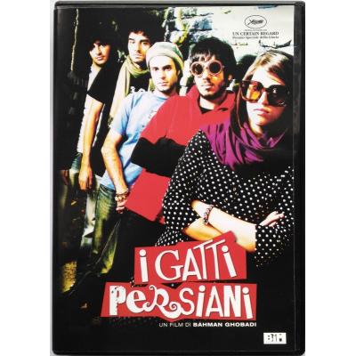 Dvd I Gatti Persiani