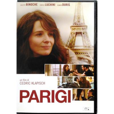 Dvd Parigi di Juliette Binoche