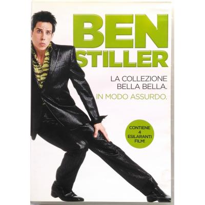Dvd Ben Stiller - La collezione Bella Bella. In modo assurdo