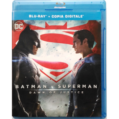 Blu-ray Batman v Superman - Dawn of Justice