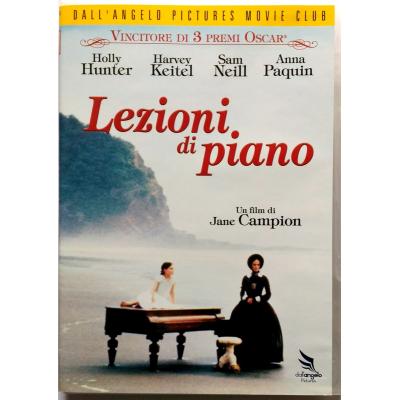 Dvd Lezioni di piano di Jane Campion 1993 Usato