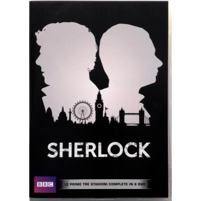 Dvd Sherlock - Le Prime Tre Stagioni Complete 1-3