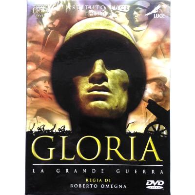 Dvd Gloria - La Grande Guerra - custom case 2 dischi