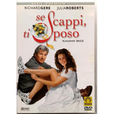 Dvd Se Scappi Ti Sposo