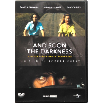 Dvd And Soon The Darkness - Il mostro della strada di campagna