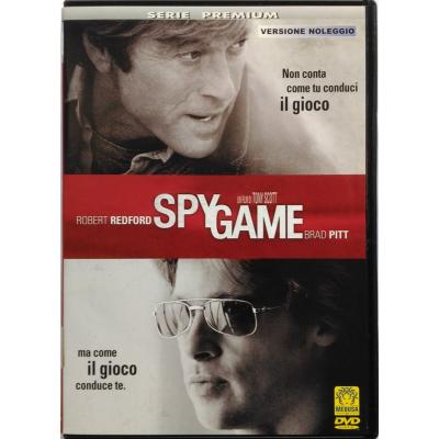 Dvd Spy Game - Edizione 2 dischi Serie Premium noleggio